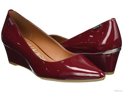 Zapatos Rojos Mujer