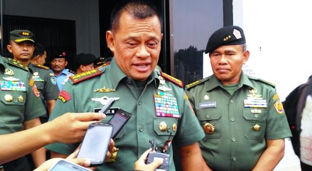 Benarkah FPI Anti Pancasila? Ini Jawaban Panglima TNI dan Habib Rizieq