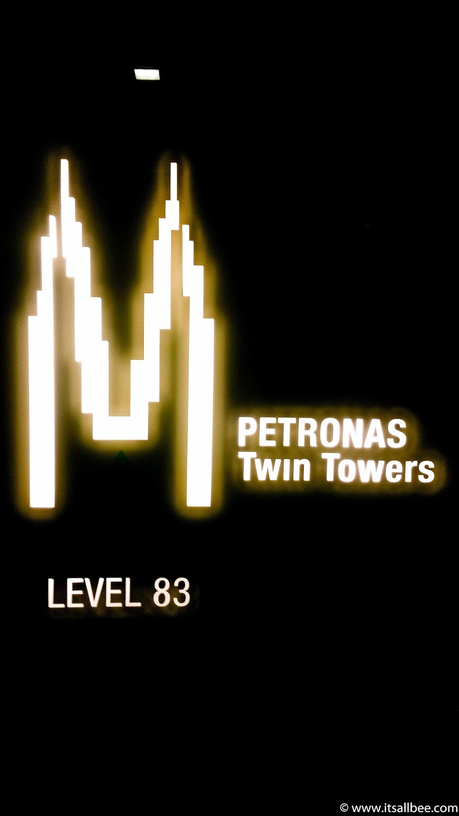 where is petronas tower - how many floors in petronas tower