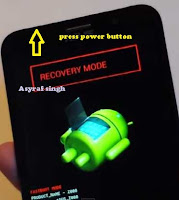 Enter Recovery Mode, Wipe Data, Wipe Cache on Asus Zenfone C