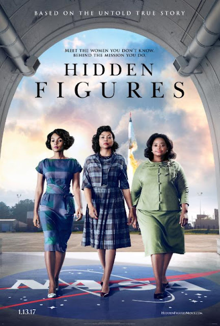 HIDDEN FIGURES - Happy Birthday Katherine Johnson and Happy Women's Equality Day!  via  www.productreviewmom.com