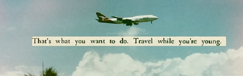 3 Reasons to Travel While You're Young