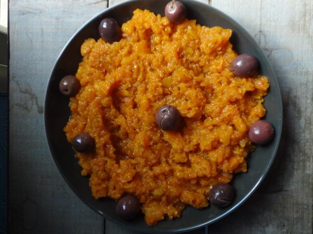Ma Cuisine A Moi Salade De Carottes A La Tunisienne Ommok Houria