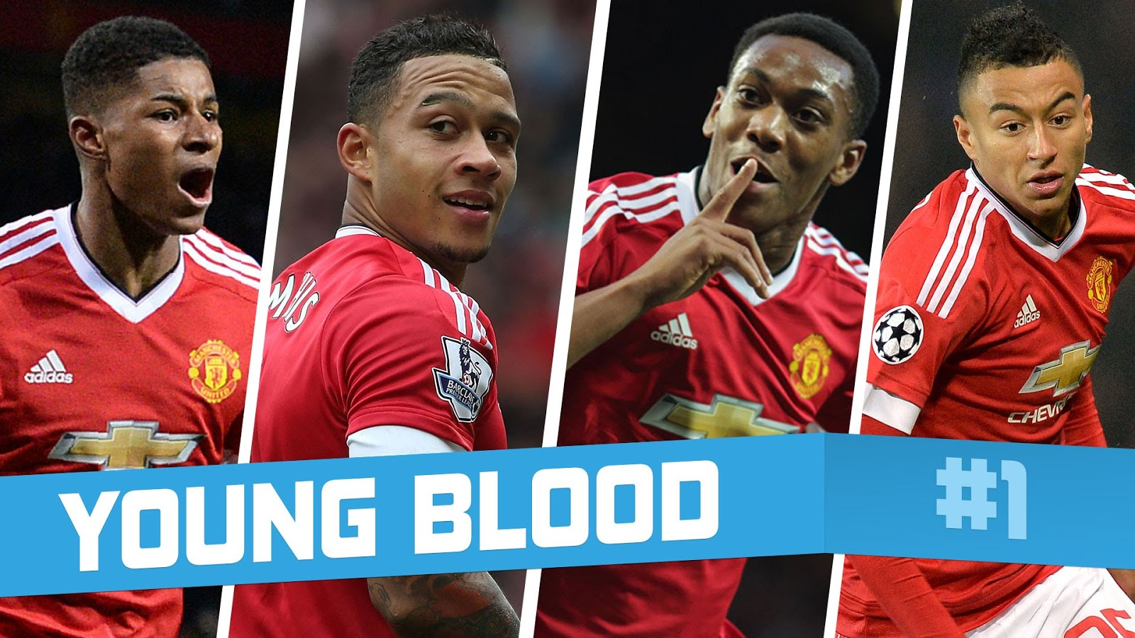 Young Blood Manchester United