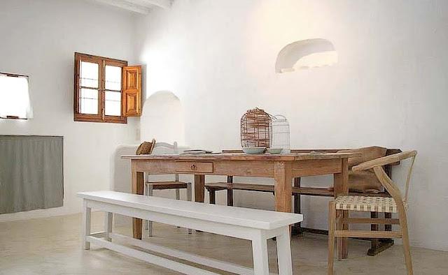 El Cortijo casa de vacaciones en Andalucía chicanddeco