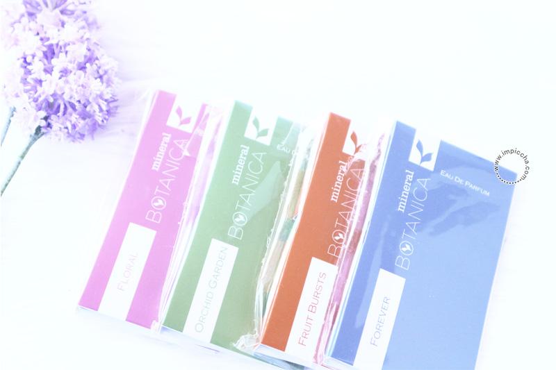 Eau De Parfum Mineral Botanica