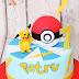 Tort Pokemon pentru Petru