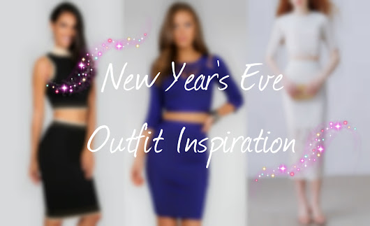 New Year`s Eve Oufit Inspiration