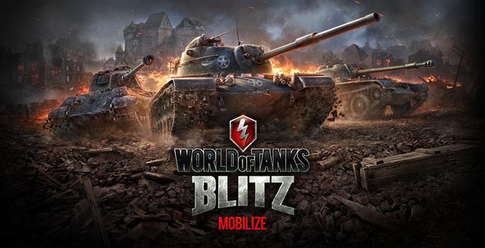 نتيجة بحث الصور عن تحميل لعبة World of Tanks Blitz مهكرة للاندرويد