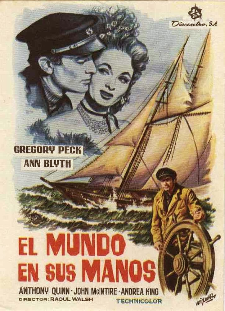 El mundo en sus manos (1952) DescargaCineClasico.Net
