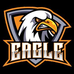 kepala elang logo
