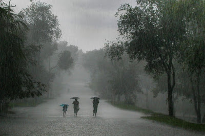 Pola Curah Hujan Indonesia