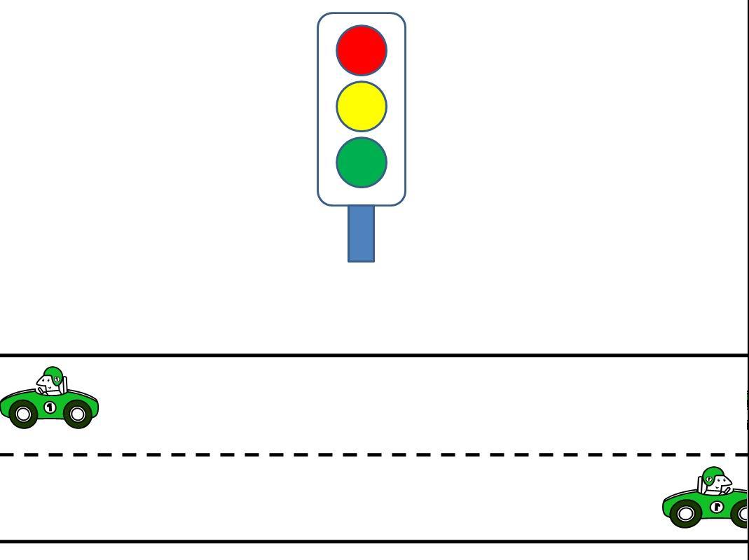Lab Computer Sd Ra Kartini Animasi Trafik Light