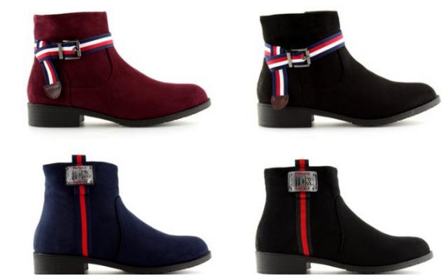 a11092551a7b4 Jakie buty kupić na jesień 2018? Botki, traperki, sztyblety, sneakersy,  kalosze.