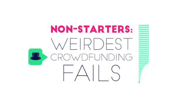Non-starters: weirdest crowdfunding fails