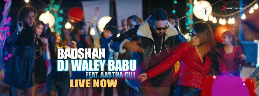 Badshah - DJ Waley Babu feat Aastha Gill | Full Party Song