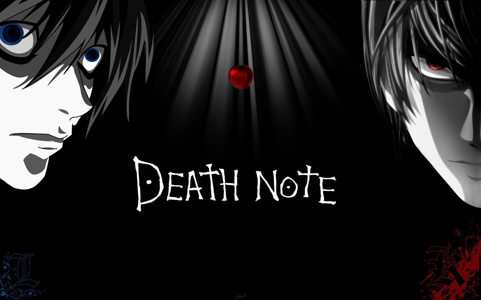 Death Note Libro Animes Recomendados Death Note