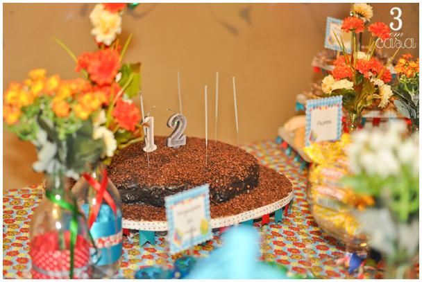 bolo aniversário festa junina