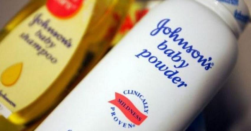 Johnson & Johnson retira un lote de talco por aparición de mineral cancerígeno
