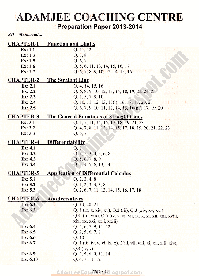 Adamjee notes for class 11 english essays - Adamjee Chemistry Notes