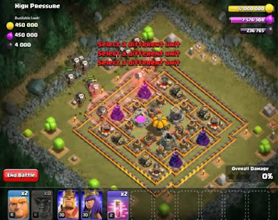 56. High Pressure Goblin Base COC