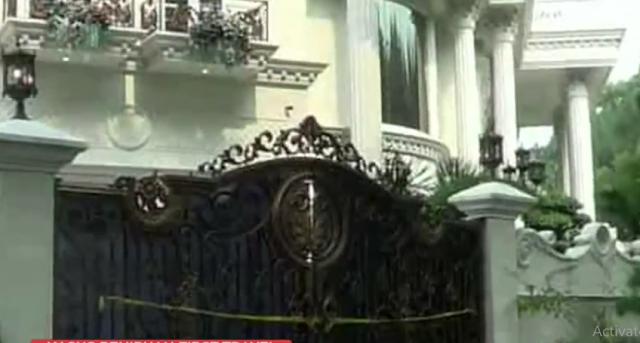 Rumah Mewah 'Bak Istana' Bos First Travel di Bogor