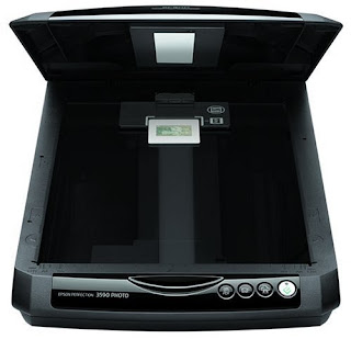 Epson Perfection 3200 Photo Scanner Driver Download for Windows