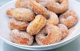 Healthy Mini Donuts