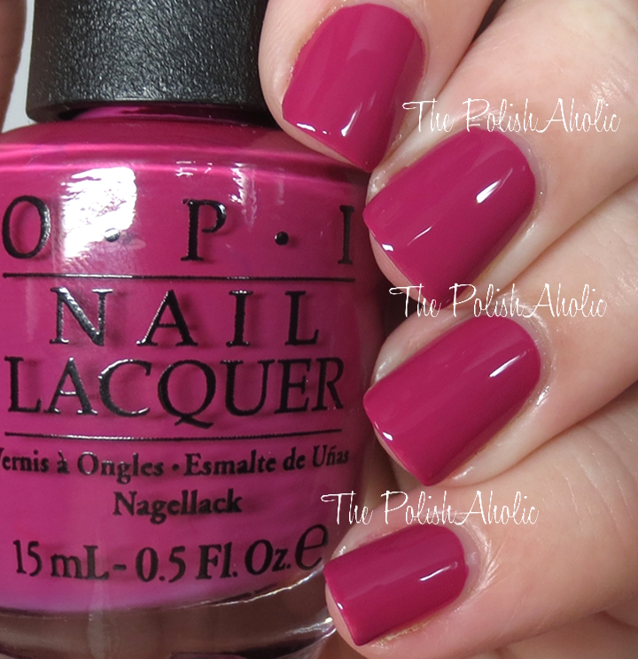 The PolishAholic: OPI Spring 2016 New Orleans Collection Swatches ...