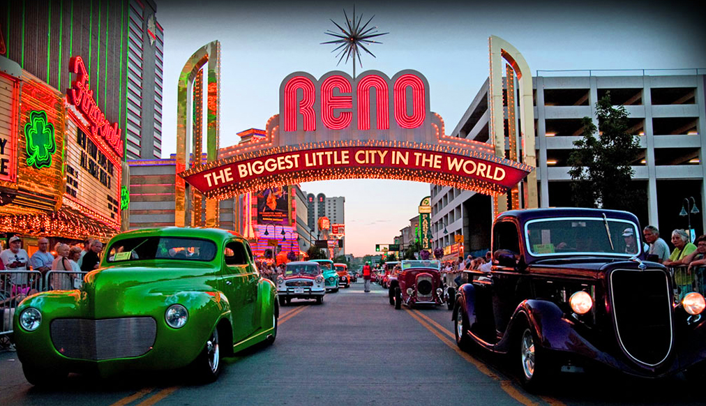 Hot August Nights Reno NV