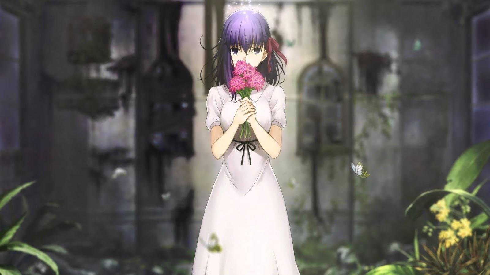 Fate/stay night: Heaven's Feel II. lost butterfly Anime Film Premiere Date Revealed.
