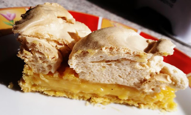 rezept, lemon meringue pie, recipe