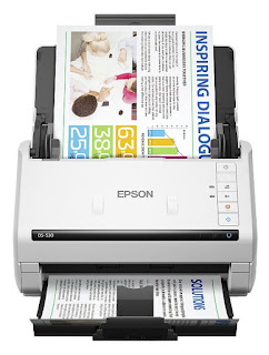 Epson WorkForce DS-530 Drivers Download