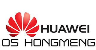 Huawei called its New OS HongMeng