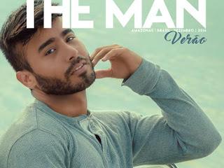 Personal trainer Herbert Souza é capa da edição de verão da revista THE MAN