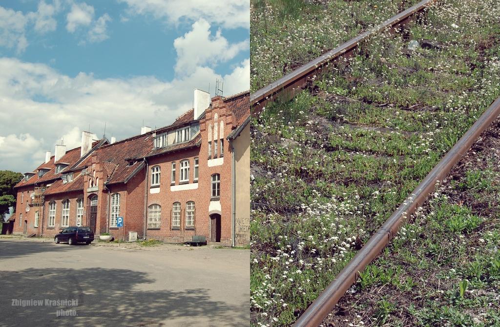 Stacja kolejowa w Ornecie