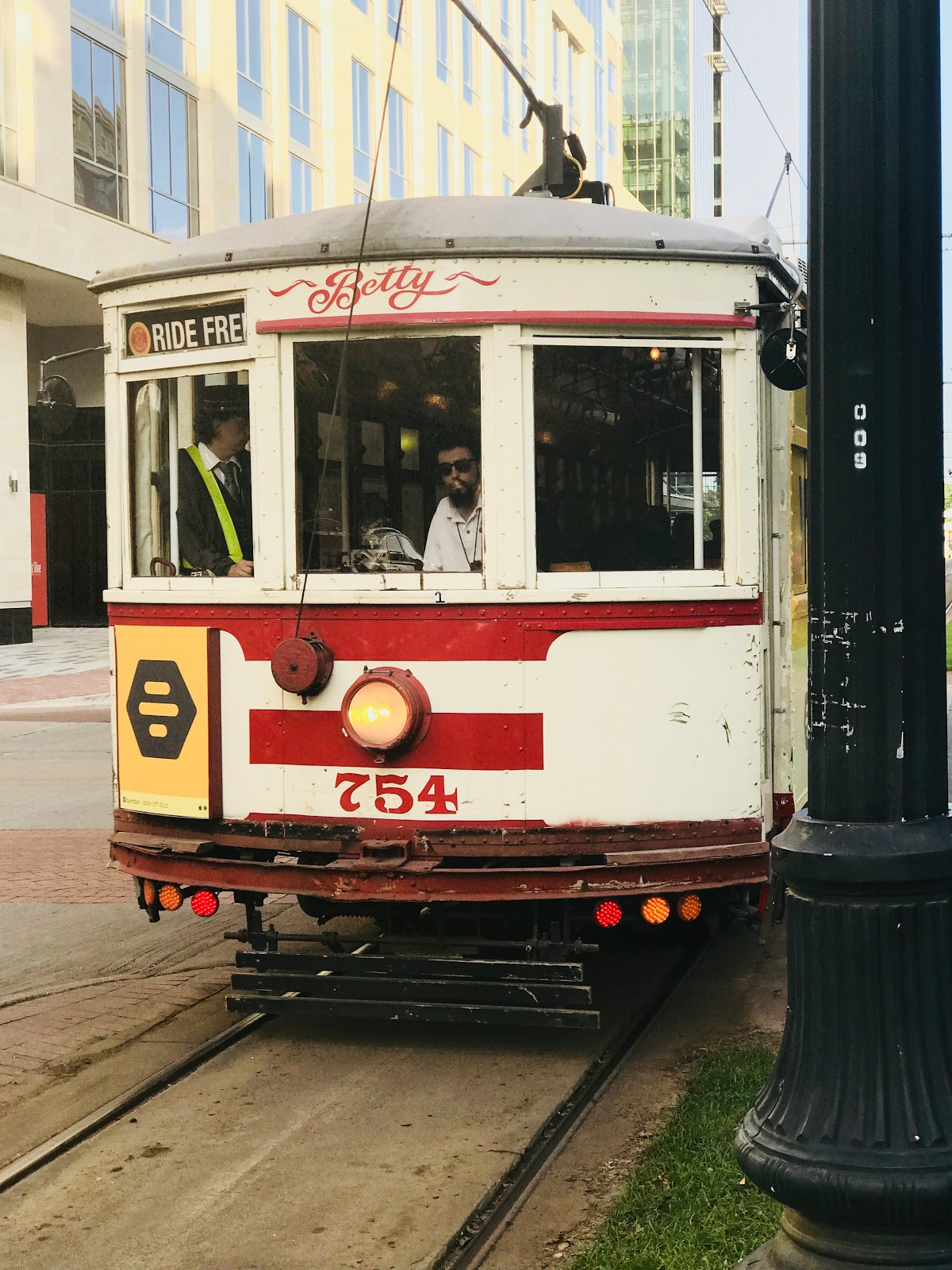 Image: My City Diaries-Trolley In Dallas Texas. What We Do As A Family In Dallas