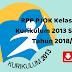 RPP PJOK Kelas 6 SD/MI Kurikulum 2013 Semester 1 Tahun 2018/2019 - Mutu SD