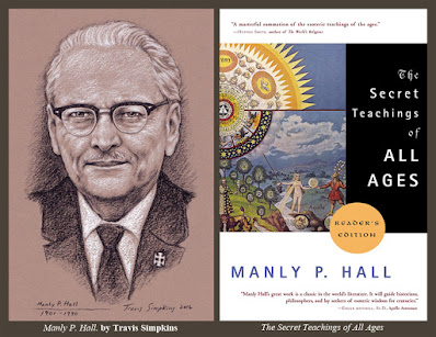Manly P. Hall. The Secret Teachings of All Ages. Philosophical Research Society. by Travis Simpkins