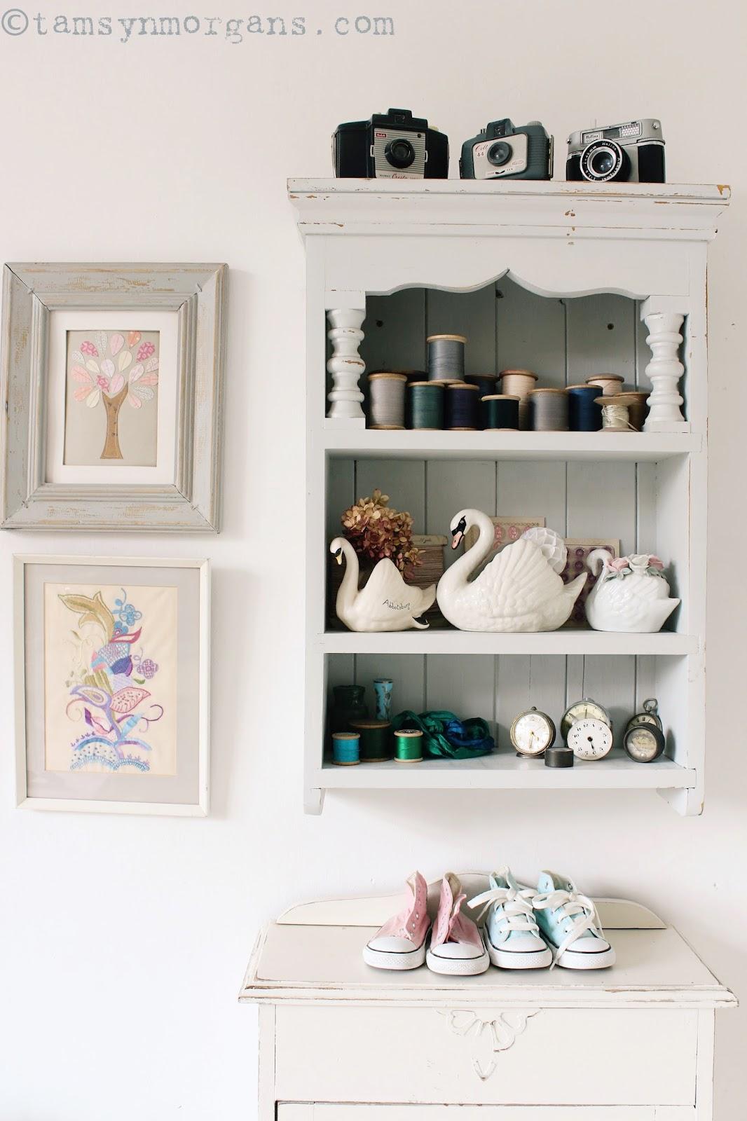 Little Shelves of Treasures