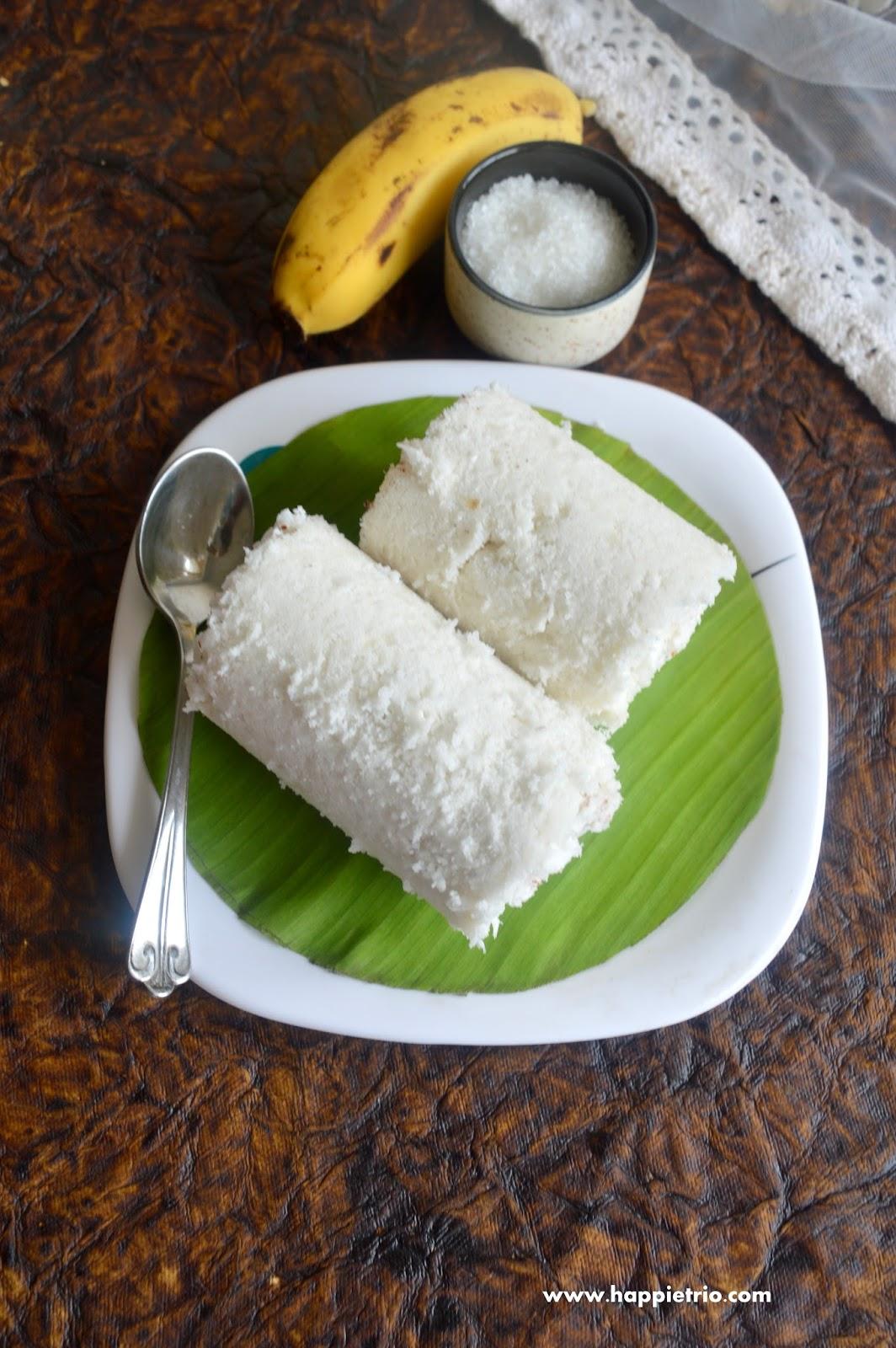 Kerala Puttu Recipe How To Make Soft Rice Flour Puttu