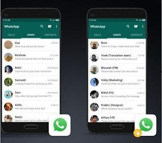 Cara Menginstall Dual Account Whatsapp di Smartphone ...