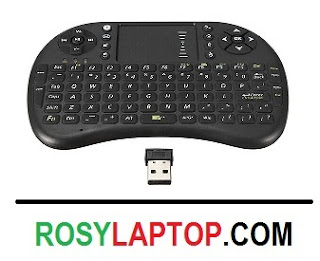 Keyboard Mini Wireless (Mouse + Touchpad)