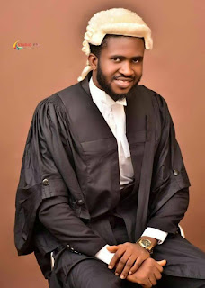 UNIZIK Law Student Okechukwu Austine Called to Bar