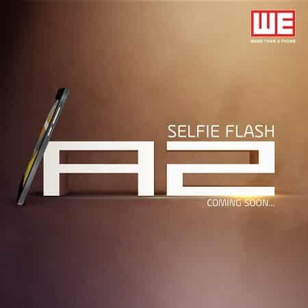 Aamra WE A2 Smartphone
