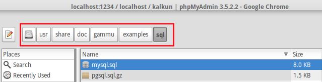 Membuat SMS Gateway Menggunakan Gammu dan Kalkun Pada Ubuntu