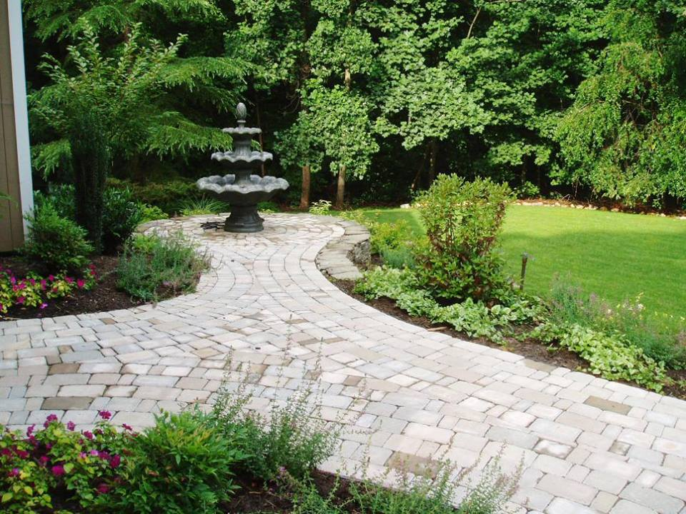 Landscape Trends This Season We Are Seeing A Lot Of Dynamic Pavers As Well Clic Brick Designs Pathway Lighting Has Become Very Por Especially