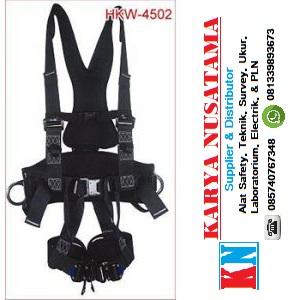 Produk Adella Safety Belt HKW4502+LanyardEF32 Alat Pengaman