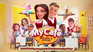 bagi anda semuanya para penggemar game casual dengan alur kisah yang seru serta di dukun My Cafe Recipes & Stories Mod Apk Data v2018.11.1 Unlimited Money for android