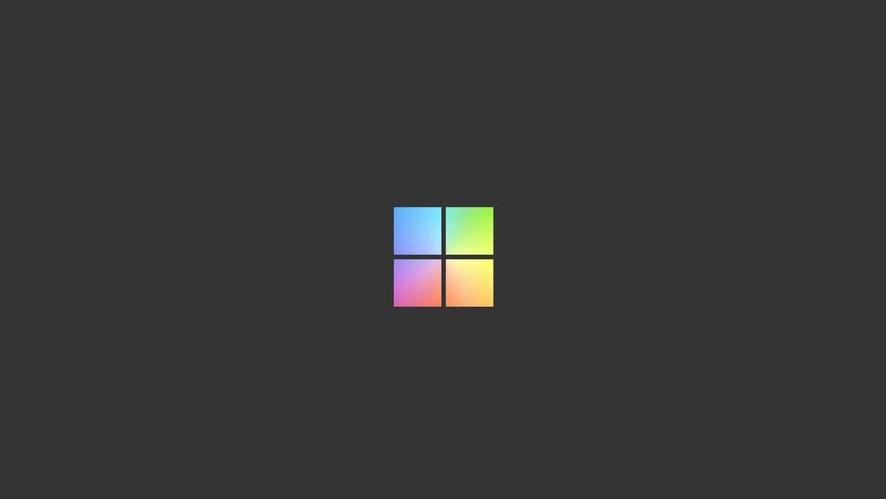 Windows 10X, Logo, 4K, #6.2196